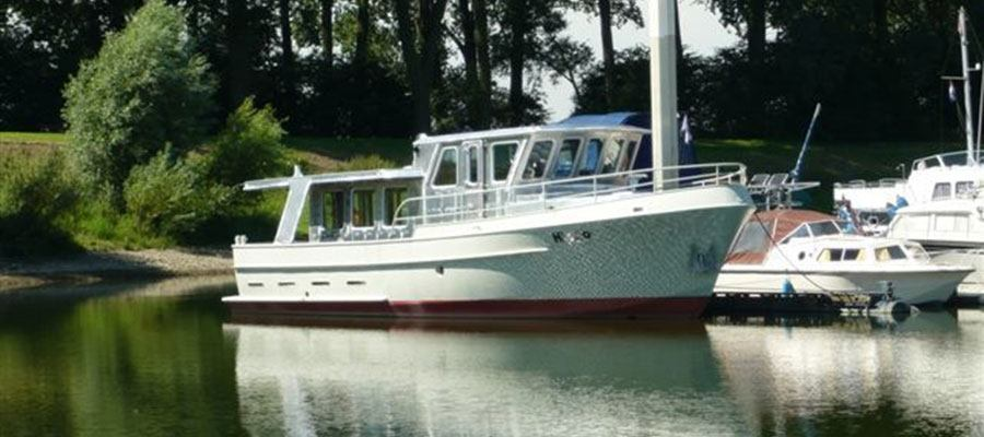 Coenen Vripack Trawler 1350