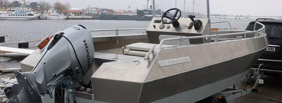 Angelboote für jedes Gewässer
