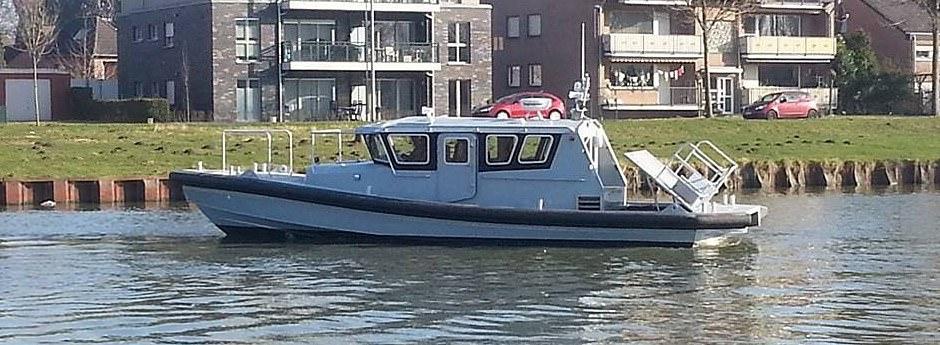 Patrouillienboote für vielfältige Einsatzmöglichkeiten