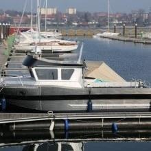 CoenenBoat CSF 26 Innenborder