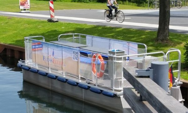 Aluminium Potonboot Coenen