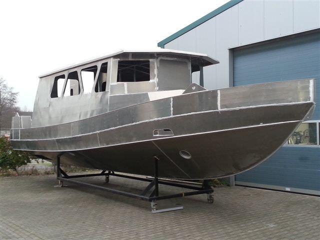 Aluminium Patrol Boat 1300 Coenen