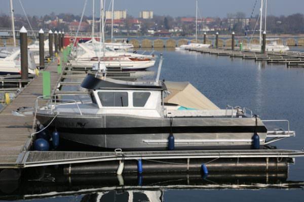 Aluminiumboot CSF 26 Innenborder