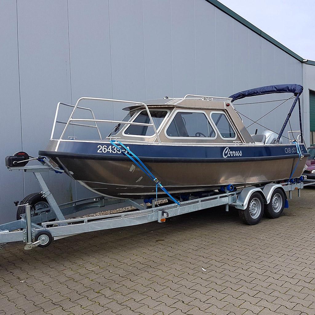 Alu Sportboote von Coenen