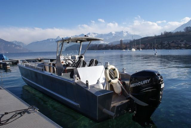 Coenen Aluminium Landungsboot
