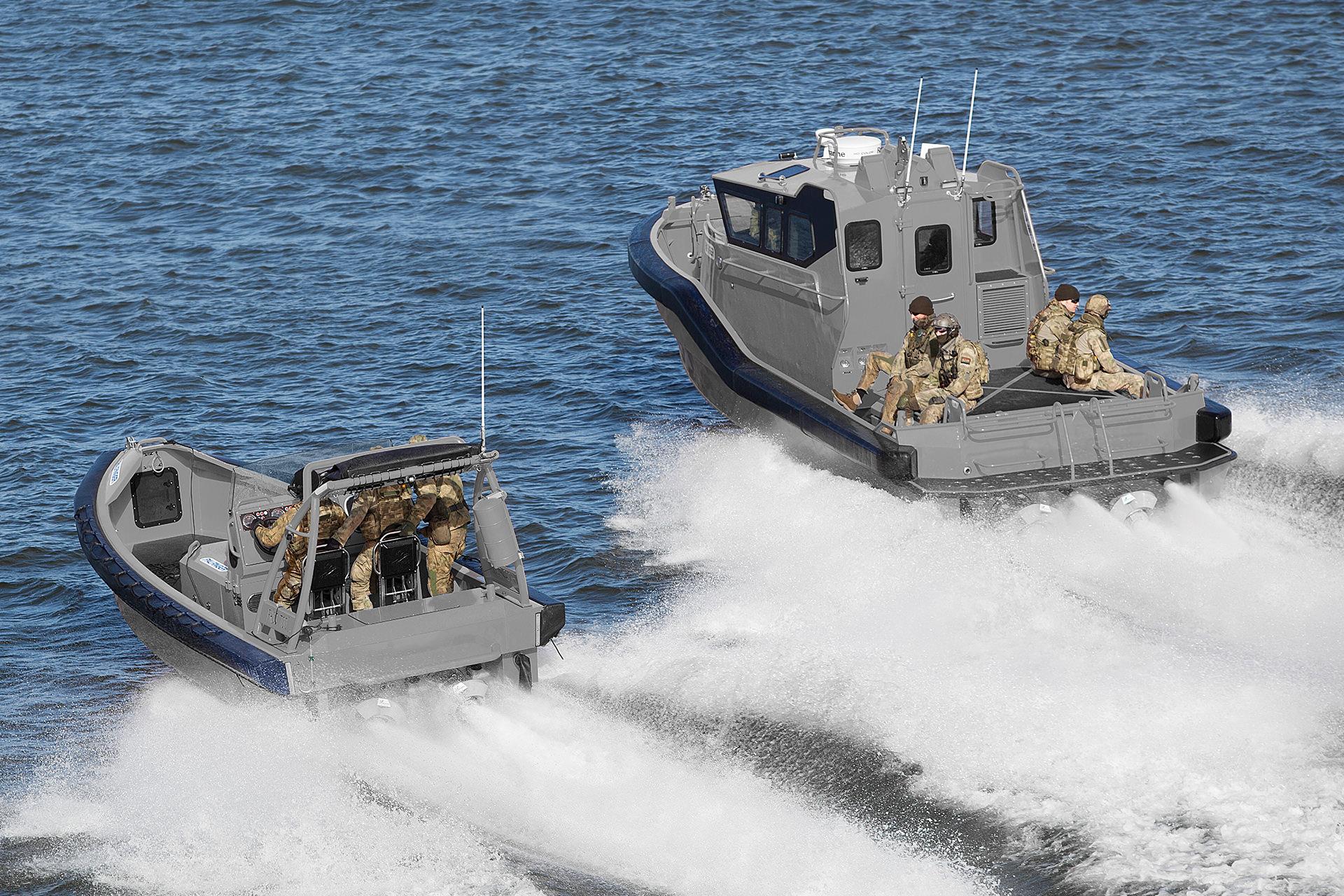 Coenen Boats Partner - Palfinger