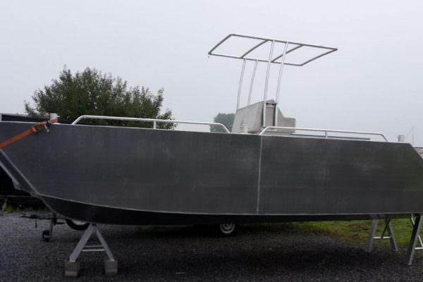 Alu Landungsboot CLC 700