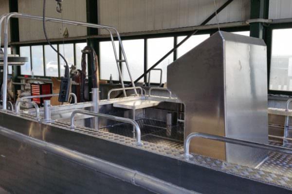 Coenen Aluminium Katamaran 750