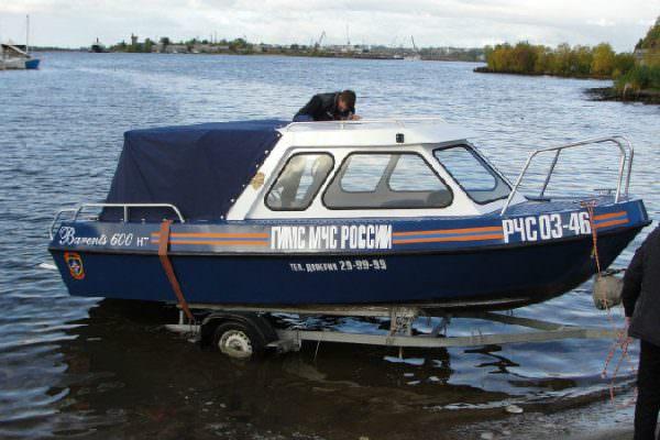 Aluminium-Sportboot Coenen 600