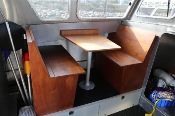 Aluminium Sportboot IB Coenen