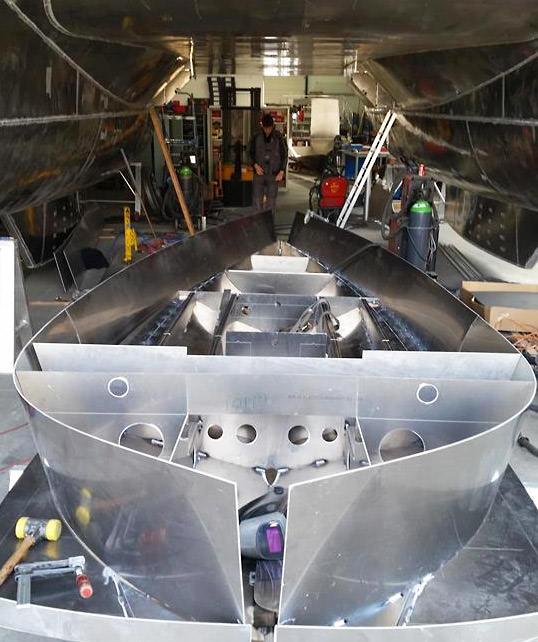 Coenen Boote Aluminium Boote Kleve
